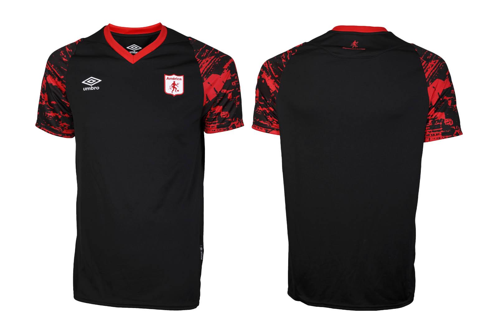Terceira camisa do América de Cali 2021-2022 Umbro