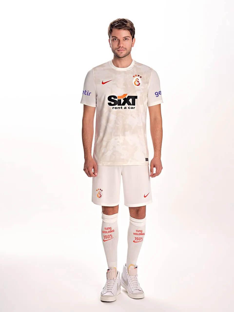 Terceira camisa do Galatasaray 2021-2022 Nike