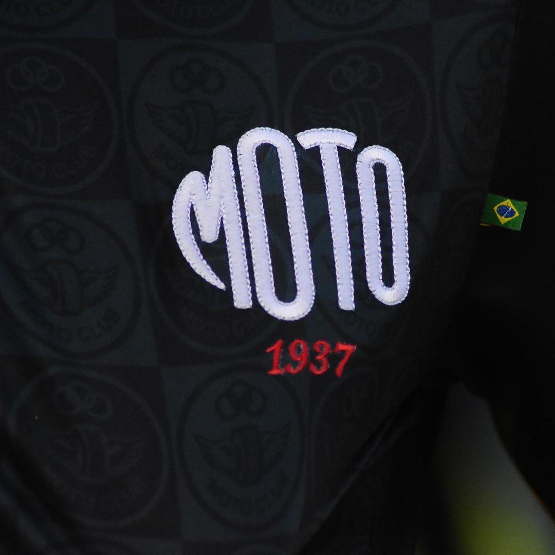 Terceira camisa do Moto Club 2021-2022 Pratic
