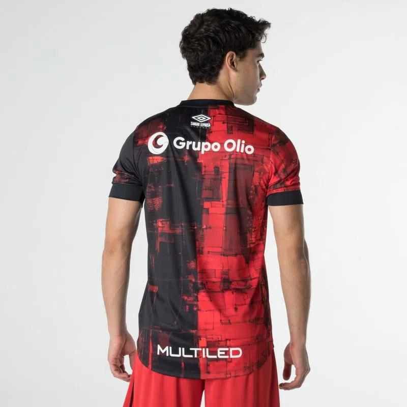 Terceira camisa do Newells Old Boys 2021-2022 Umbro
