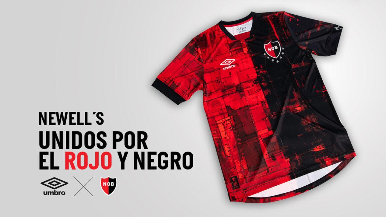 Terceira camisa do Newells Old Boys 2021-2022 Umbro a