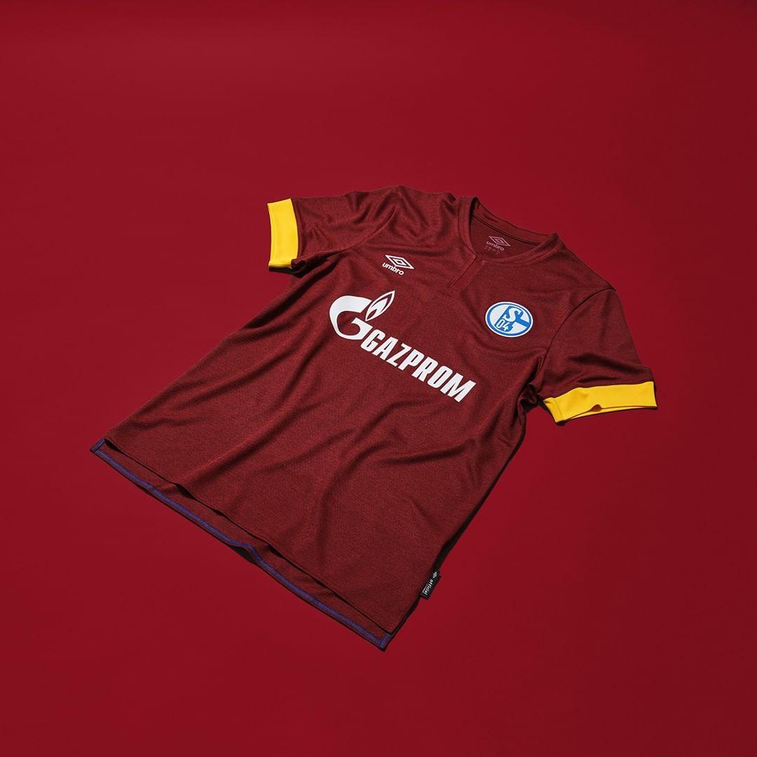 Terceira camisa do Schalke 04 2021-2022 Umbro